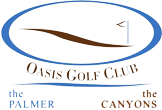 Oasis Golf Club logo